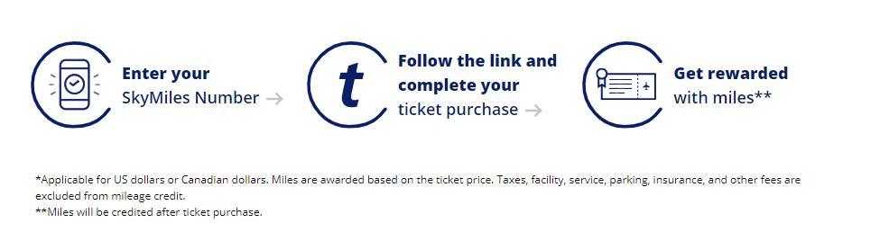 花式里程积累法:买演唱会票也能拿外航里程