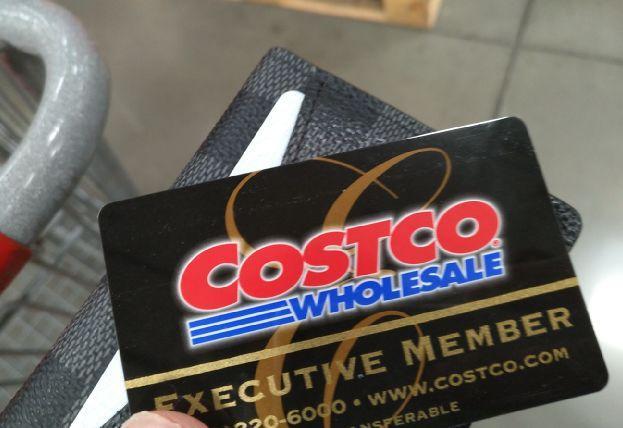 超市 联名卡 costco