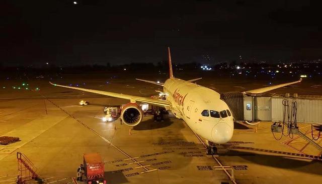 送TUMI洗漱包的航空公司也破产?哥伦比亚航空乘机体验